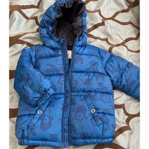 Zara Baby Outerwear Puffer Jacket